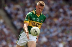Tommy Walsh on the bench for Kerry on Sunday as Mayo bring back Ronaldson and Regan