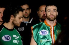Boxer Matthew Macklin caught up in Garda raid
