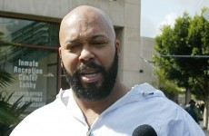 Suge Knight 'person of interest' after man killed in hit-and-run