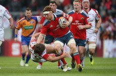 Another Munster player will be joining James Coughlan in Pau, but Denis Hurley is staying put