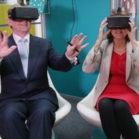 Weird Wide Web: Creepy stalking software, a dose of virtual reality and a futuristic hospital