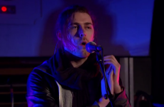 Hozier's Live Lounge cover of Ariana Grande is a real treat