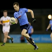 Rock starts as Dublin name team to face Cork in league opener