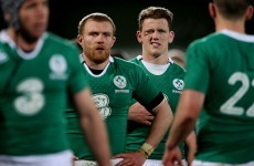 Wolfhounds disappoint to get Ireland's 2015 off to a losing start