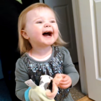 This little girl singing Old MacDonald will fill your cuteness quota for the day