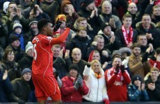 After five months out, Daniel Sturridge marked his injury comeback with a goal