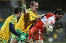 Donegal get the Rory Gallagher era off to a winning start against Derry
