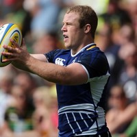 Super Rugby pre-season is going well for a former Leinster hooker as he scores a debut try