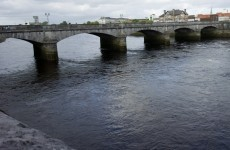 Rescue in Limerick City last night as man enters River Shannon