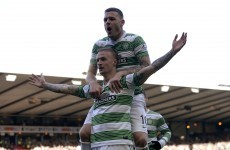 Remember the Old Firm derby? After a three year break it came back in style today