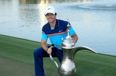 Rory McIlroy: I am at the peak of my powers