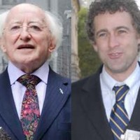"""Michael D Higgins says previous support for Ezra Nawi was a """"human rights issue"""""""