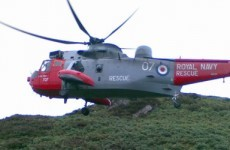 Missing sailor found off Isle of Man