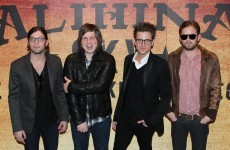 Kings of Leon cancel US tour but deny they're breaking up