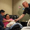 Woman gives birth to 10lb baby in car as she drives herself to hospital