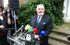 David Norris calls a halt to presidential campaign