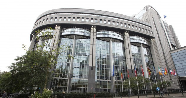 European Parliament evacuated after bomb alert