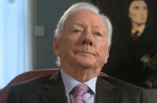 Here's what Gay Byrne had to say about THAT interview with Stephen Fry