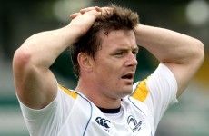 O'Driscoll to miss two warm-up matches, as Irish injuries pile up