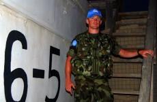 Column: 'Breakfast is Lebanese porridge and UHT milk' – an Irish soldier's diary