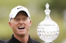 In the swing: Dyson cleans up as golf world awaits Woods' return