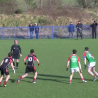 Was the fastest goal ever in Gaelic football scored today?