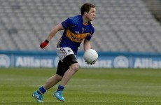 Tipperary senior defender makes club move to last year's Cork championship finalists