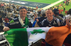 The story of two Irish fans sneaking into the Super Bowl is the best thing you'll read tonight