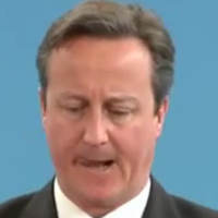 David Cameron is scared to answer basic maths questions
