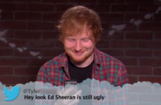 The latest edition of celebrities reading mean tweets is the filthiest one yet