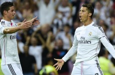 Here's the stupid amount of money Manchester United would have to pay to re-sign Ronaldo