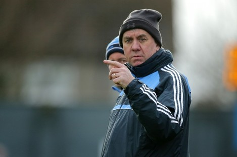 Dublin manager Ger Cunningham will face his native Cork on Saturday March 7th.
