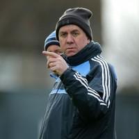 He may be Dublin boss but Ger Cunningham's still helping Cork hurling
