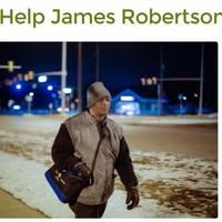 Man's 21-mile walk to work goes ridiculously viral, internet raises thousands for him