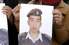 Jordanian pilot held hostage by Islamic State 'burned alive'