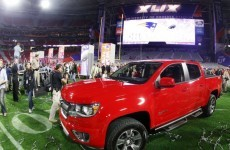 Tom Brady is giving away his MVP truck to the unknown rookie who sealed the Super Bowl with an interception