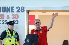 American stopover 'one of the better bets' for 2017 Lions tour, says chief executive