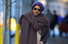 Lenny Kravitz is the ultimate embarrassing dad... It's The Dredge