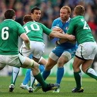 O'Mahony on the wing and other cautionary tales as Ireland head for Rome