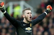 'I think De Gea will stay with United' - agent