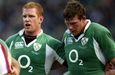 Two of Paul O'Connell's former team-mates are confident that this won't be his last Six Nations