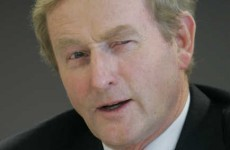 Enda didn't get a whole lot of expensive gifts last year - none, actually