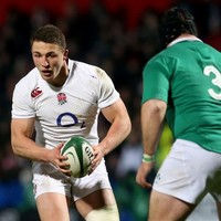 Is it too much too soon for Slammin' Sam? England's best ever centre thinks it might be