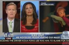 Fox News actually thinks that Frozen is 'hurtful' to masculinity