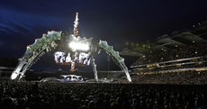 Back to Dublin? U2′s 360° could come full circle