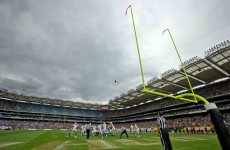 GAA want Croke Park to become the European capital of American College Football