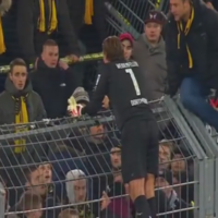 Dortmund players confront angry fans as relegation woes continue