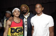 Rapper Snoop Dogg's son to hit gridiron at UCLA