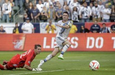 Robbie Keane sees himself playing football for another 'four or five years'