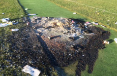 Up to €8,000 worth of damage caused after Cabinteely cricket pitch set on fire
